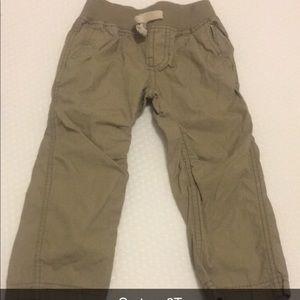 Carters boys pants